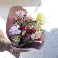 Seasonal gift bouquet S (February)