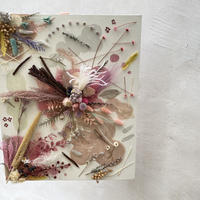 "drawing flower  ""sea anemone"""