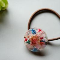"【Summer Museum】hair accessory ""Pink Hydrangea"""
