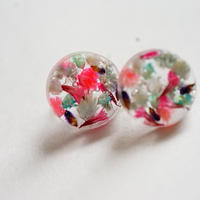 """【Candy series】Candy earrings""""water melon"""""""