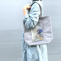 flower bag S (beige)