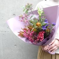 Seasonal gift bouque S (November)