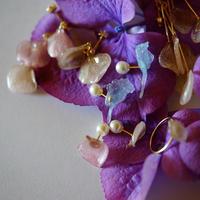 【事前予約者専用】紫陽花アクセサリー(修理)