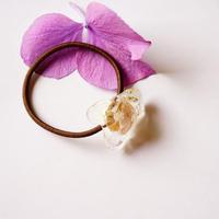 【bijou series】hydrangea hair accessory