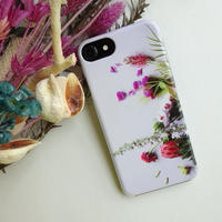 "【Summer museum】iPhone case ""Protea""(iPhone11)"
