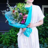 Seasonal gift bouquet M (July)
