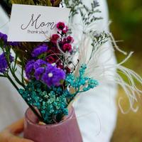swag mini & flower vase(for mother's day)