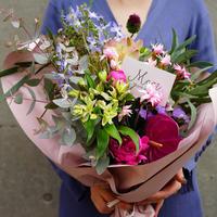5月23日(土) お届け <THANKS MOM,BOUQUET>