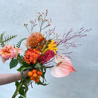 Seasonal gift bouquet S(September)