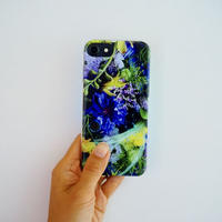 """iphone case """" Centaurea""""(iphoneX/XS)"""