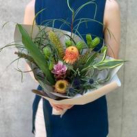 Seasonal gift bouquet S (September)