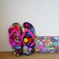 """flower trip"" set"