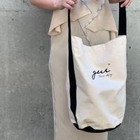 【2nd anniversary】 original shoulder bag(black)