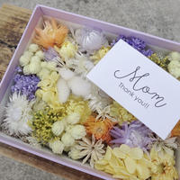 【THANKS MOM,ALWAYS!! 】THANKS MOM BOX  (YELLOW)