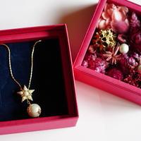 <Plus Vendome × gui>Starry-Pearl アレンジメントボックスセット(Pink)