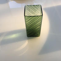flower vase/リヒンマキグラスgr