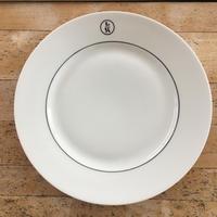 ARABIA plate_black