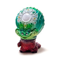 宇宙魚人 ギョグラ (gyogura) パーティオーナメント  gumtaro彩色版