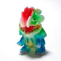 多肉怪獣ゴビラ(gobira) 蓄光 gumtaro彩色版