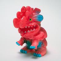 多肉怪獣ゴビラ 赤い水生 gumtaro第5期彩色版