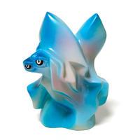布状宇宙人 プルブルー人第1期彩色版