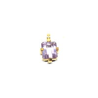 gunda<ガンダ>CANDY NECKLACE 20-19(Amethyst)[キャンディネックレス 20-19(アメジスト)]ONE OF A KIND[ 一点物]