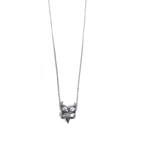 【AW2018】gunda<ガンダ >HEART NECKLACE [ハート ネックレス]