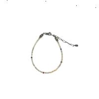 gunda<ガンダ >GALAXY BRACELET/White Diamond[ ギャラクシー ブレスレット/ホワイトダイアモンド]