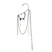 gunda<ガンダ >ROCK EARHOOK/01[ロック イヤーフック/01]  ONE OF A KIND[ 一点物]