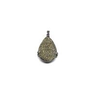 gunda<ガンダ>CANDY NECKLACE 20-06(Rainbow Pyrite)[キャンディネックレス 20-06(レインボーパイライト)]ONE OF A KIND[ 一点物]
