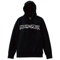 """FUCKING SMOKER "" hoodie"
