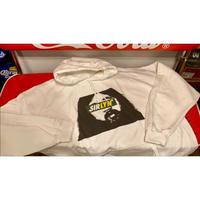 """""""SIRLYN"""" hoodie  (white)"""