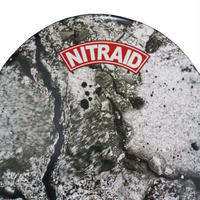 NITRAID  Skateboard deck