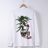 """""""weed""""   L/S"""