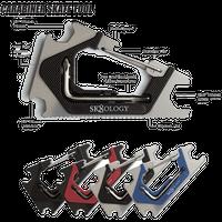CARABINER SKATEBOARD TOOL