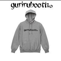 "gurirubooth©︎ logo (c.h)  "" hoodie"""