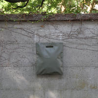 clutch bag - khaki