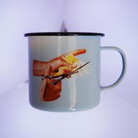 SELETTI TOILETPAPER mug BIRD