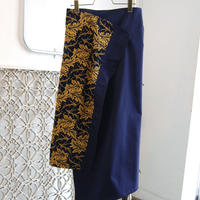 SHIROMA 19-20A/W wrap skirt