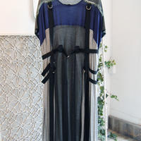 SHIROMA 17-18A/W Female punks buckle dress