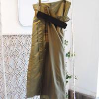 SHIROMA 19-20A/W velcro ma-1 skirt