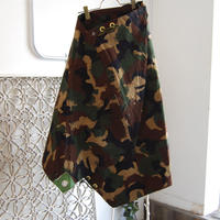 SHIROMA hungarian army wrap skirt