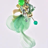 incantesimo fiber earring【G-P042】