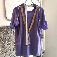 SHIROMA remake spindle T-shirts【A-3】