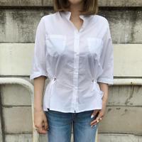 チャイナカラーシャツ