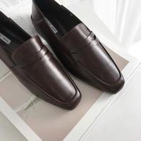 《予約販売》simple daily bloafer & loafer