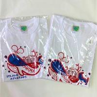 ISLAND MIYAZAKI TシャツJr.用+大人用 2枚セット