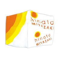 日本のひなた宮崎県ロゴ立体マスク/ワイドサイズ