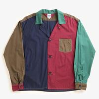 AiE -  Krazy Shirt  Super Fine Poplin  NAVY  - size M -