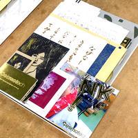 製作部数限定品 アートブック 『 コスモテックサンプル直売所 』